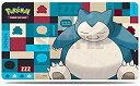 ポケモン プレイマット マウスパッド カビゴン  Pokemon Playmat Snorlax Ultra-Pro