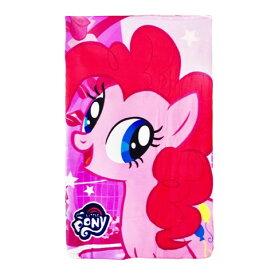 マイリトルポニー my little pony フリース ブランケット 毛布 100cmx150cm