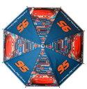 ディズニー カーズ 子供用 傘 自動傘 ジャンプ傘 直径76cm Disney Cars umbrella