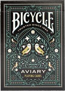バイスクル BICYCLE トランプ プレイングカード  Bicycle Aviary Playing Cards 日時指定不可