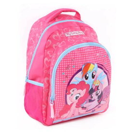 My Little Pony マイリトルポニー 友達は魔法 バックパック リュックサック 子供用 女の子用 ピンク/ 36cm