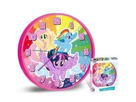 マイリトルポニー My Little Pony 掛け時計 ウォールクロック Wall Clock