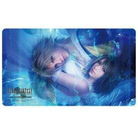 プレイマット ファイナルファンタジー 10 Final Fantasy Trading Card Game Play Mat  Final Fantasy X 60x34 cm
