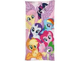 マイリトルポニー my little pony ビーチタオル バスタオル Beach Towel  140cm x 70cm