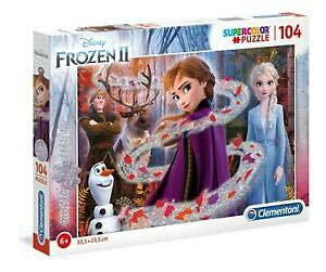 ディズニー アナと雪の女王2 ジグソーパズル 104ピース  Disney Frozen2 Puzzle