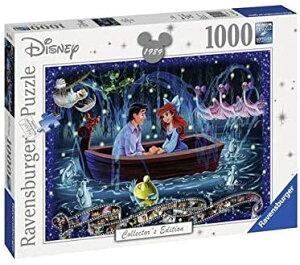 ディズニー リトルマーメイド アリエル ジグソーパズル パズル 1000ピース  Disney Puzzle