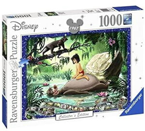 ディズニー ジャングルブック ジグソーパズル パズル 1000ピース  Disney Puzzle