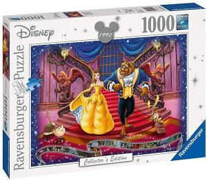 ディズニー 美女と野獣 ジグソーパズル パズル 1000ピース  Disney Classics The Beauty and the Beast Puzzle