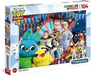 ディズニー トイストーリー4 ジグソーパズル 104ピース  Disney Toy Story4 Puzzle