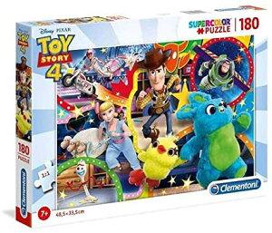 ディズニー トイストーリー4 ジグソーパズル パズル 180ピース  Disney Toystory4 Puzzle