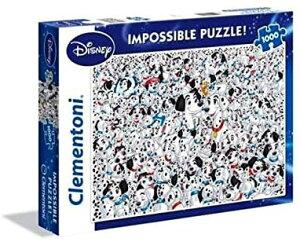 ディズニー 101匹わんちゃん ジグソーパズル パズル 1000ピース  Disney