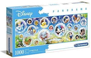 ディズニー パノラマ ジグソーパズル パズル 1000ピース Disney Classic Panorama puzzle