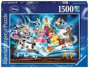 ディズニー ストーリーブック ジグソーパズル パズル 1500ピース 80cm x 60cm Disney Storybook Puzzle