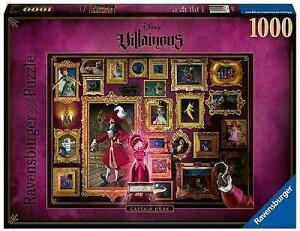 ディズニー・ヴィランズ キャプテンフック ピーターパン ジグソーパズル パズル 1000ピース Disney Villainous Captain Hook