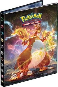 ポケモン ポートフォリオ カードゲーム・バインダー 4ポケット UP - 4-Pocket Portfolio - Pokemon -Sword and Shield