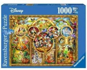 ディズニー ジグソーパズル パズル 1000ピース Disney