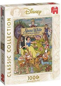 ディズニー 白雪姫 クラシックコレクション ジグソーパズル パズル 1000ピース Disney Snow White 68cm x 49cm Jumbo