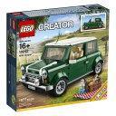 レゴ LEGO 10242 クリエイター  ミニクーパー