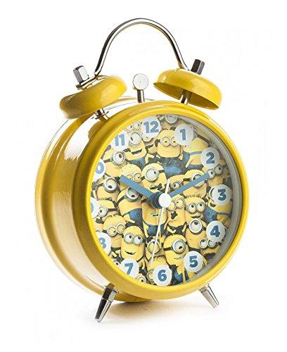 怪盗グルーの月泥棒 Despicable Me Minions ミニオンズ 目覚まし時計 アラーム時計 5120