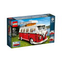 Lego 10220 クリエイター フォルクスワーゲンT1キャンパーヴァン