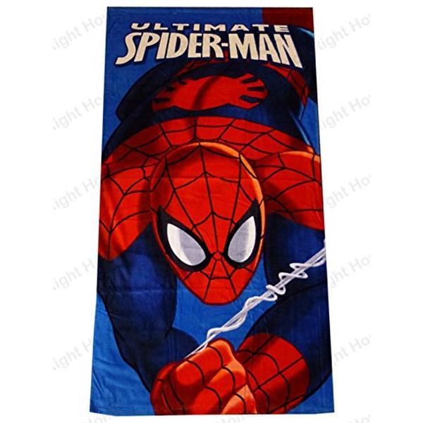 スパイダーマン SPIDERMAN Beach Towel ビーチタオル バスタオル 140cm x 70cm 8547