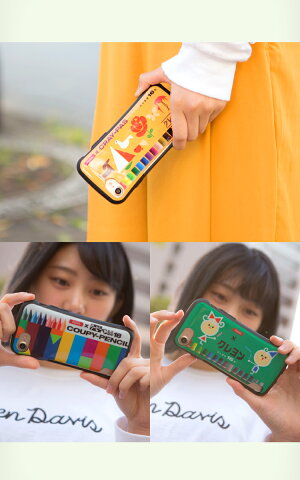 iPhone8iphone7iphone6siphone6アイフォン8アイフォン7アイフォン6sアイフォン6スマホケースカバースマホケーススマホカバーiPhoneケース耐衝撃かわいいミルキークレパス柄クレヨン柄クーピー柄