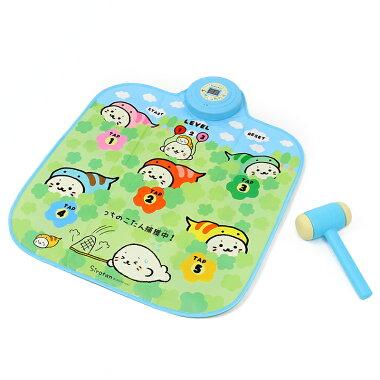しろたんつちのこたん捕獲ゲームおもちゃ玩具ゲームマットゲーム室内遊び一人用あざらしアザラシつちのこかわいいキャラクターマザーガーデン
