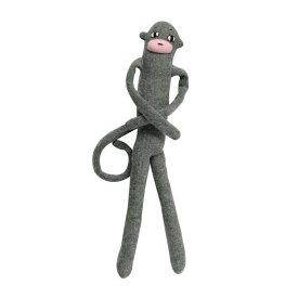 ▼送料無料▼【DONNA WILLSON】Charlie Monkey 猿のチャーリー / ドナ・ウィルソン UK