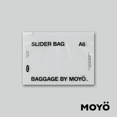 スライダーバッグSサイズ(8枚入り)A6/BAGGAGEBYMOYO