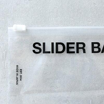 スライダーバッグMサイズ(6枚入り)A5/BAGGAGEBYMOYO