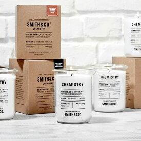 【Smith&Co.】スミス&コー Chemistry Candle / ケミストリー キャンドル 正規販売店