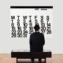 【 2018 Stendig Calendar 】ステンディグ カレンダー 2018 By Massimo Vignelli 正規販売店