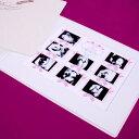 超音波写真アルバム【ベーシック・プリンセス】☆出産祝い・出産記念に☆赤ちゃんのおなかの中の思い出・成長をアルバムに☆台紙つきマ…