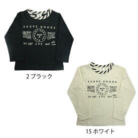 【ネコポス対応】【SiShuNon/SKAPE】エスケイプレコードTシャツ Tシャツ キッズ ロゴ