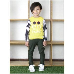 【ネコポス対応】【SiShuNon/SKAPE】クールメガネTシャツTシャツキッズロゴメガネクール