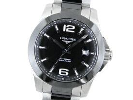 ロンジン メンズ腕時計 コンクエスト L3.657.4.56.7 【中古】【あす楽対応_東海】【コンビニ受取対応商品】