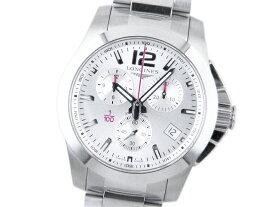 ロンジン メンズ腕時計 コンクエスト L3.700.4.76.6 【中古】【あす楽対応_東海】【コンビニ受取対応商品】