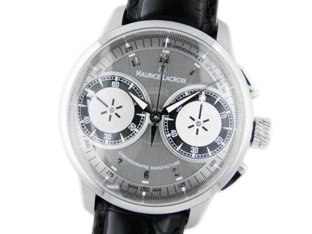モーリスラクロア メンズ腕時計 マスターピース ル・クロノグラフ MP7128-SS001-320 【中古】【あす楽対応_東海】