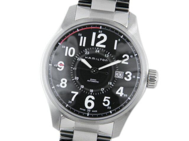 ハミルトン メンズ腕時計 カーキ フィールド オフィサー H70615133 【中古】【あす楽対応_東海】【コンビニ受取対応商品】