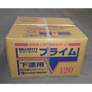 矢沢化学 ウォールパテ プライム120(下塗り) 16Kg (工具/道具/内装/副資材)