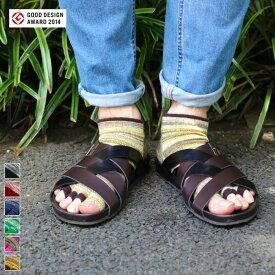 HabuBox(ハブボックス)KARABISA SOCKS(カラビサソックス)アンクルタイプ(靴下 くるぶし丈 ショートソックス shortsocks アンクルソックス サンダル 5本指 指出し 指空き 指抜き 快適)