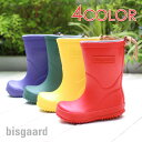bisgaard (ビスゴ) /KIDS RAINBOOTS( キッズ ベビー レインブーツ かわいい 雨靴 デンマーク 北欧 長靴 男の子 女の子)