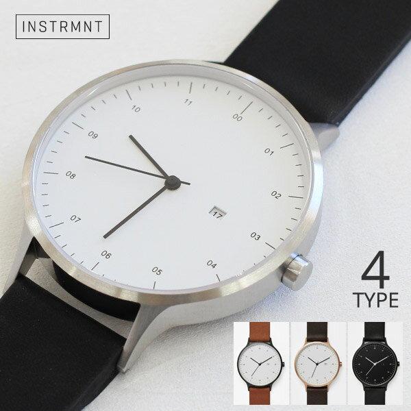 INSTRMNT(インストゥルメント)01/WATCH(腕時計) (クリスマス プレゼント ギフト 贈り物 女性 男性 メンズ レディース 男女兼用)