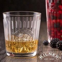 KILNER(キルナー)VINTAGETUMBLER0.29L(ヴィンテージタンブラー0.29リットル)(290mlガラスタンブラーグラスウイスキーグラスレトロヴィンテージ風)