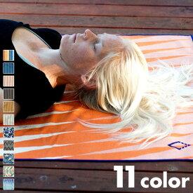 NOMADIX Towel(ノマディックス/タオル 72×184cm)(ノーマディックス 大判タオル 万能タオル バスタオル ビーチタオル 速乾 吸水 ヨガ プール ビーチ キャンプ 海 アウトドア)