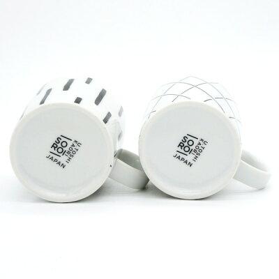 SOROIDraw(ソロイドロー)MUGCUP260mlマグカップ(電子レンジ可/食洗器可/コーヒーカップ/ティーカップ/シンプル/スタイリッシュ/手書き/美濃焼/磁器/CHIPS/引出物/贈り物/贈答品)