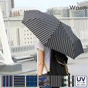 wpc UNISEXumbrella mini(折り畳み傘 折りたたみ傘 UV加工 メンズ レディース 男女兼用 晴雨兼用 雨傘 日傘 男性用日傘 おしゃれ 軽量 ワールドパーティー)