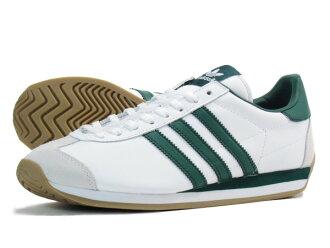 adidas COUNTRY OG WHITE/GREEN 【adidas Originals】