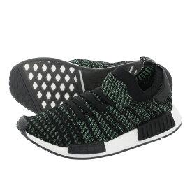 【楽天スーパーSALE】adidas NMD_R1 STLT PK アディダス NMD R1 STLT PK CORE BLACK/NOBLE GREEN/BOLD GREEN aq0936