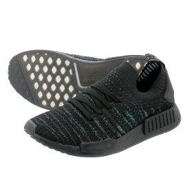 【毎日がお得!値下げプライス】adidas NMD_R1 STLT PARLEY PK アディダス NMD_R1 STLT PARLEY PK CORE BLACK/BLUE SPIRIT/EQT GREEN aq0943